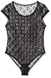 Passionata Crazy Lace Conjunto de lencería, Negro (Schwarz 11), 42 (Talla del Fabricante:...