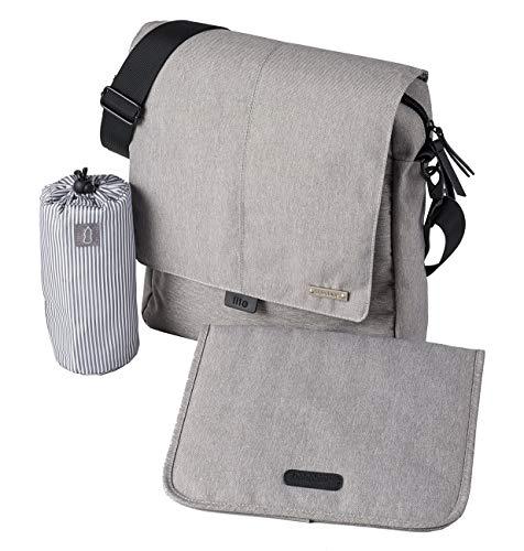 BabaBing Lite 2 - Bolso cambiador, color gris
