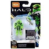Mega Construx Halo Heroes Probuilder Series 11 Master Chief (Overshield) Figure