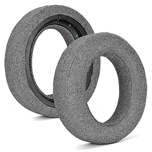 YUYAN 1 par de almohadillas para orejas de repuesto, compatible con auriculares Corsair HS50 Pro HS60 Pro HS70 Pro