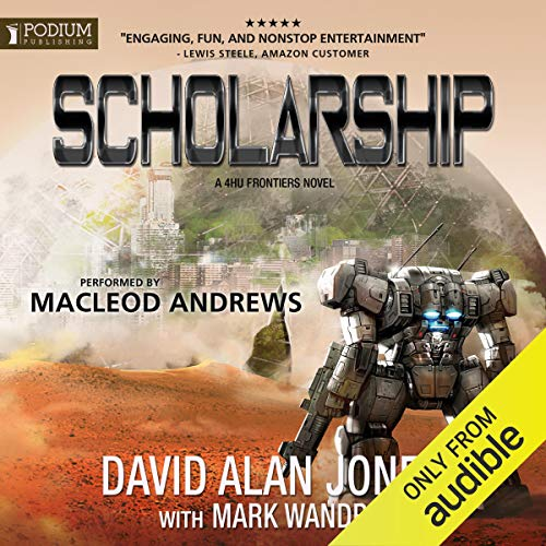 Scholarship audiobook cover art