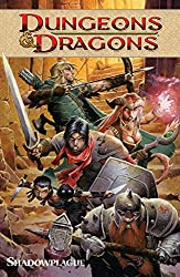 Image: Dungeons and Dragons Vol. 1: Shadowplague (Dungeons and Dragons), by John Rogers (Author), Andrea DiVito (Artist). Publisher: IDW Publishing (July 6, 2011)