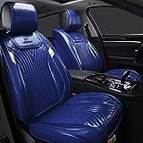 VIVICL Funda Asiento Coche Fundas Asientos Coche Compatible con BMW 640 Gran Coupe 640 Gran Turismo 650 Gran Coupe Impermeable, Transpirable Y Fácil De Limpiar,D