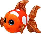 Ty- Peluche, Juguete, Color Naranja, 15 cm (United Labels Ibérica...