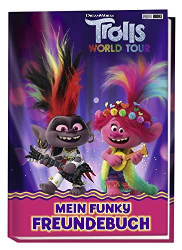 Trolls World Tour: Mein funky Freundebuch: Freundebuch