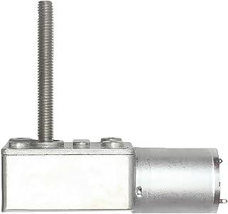 Gazechimp Motor de Engranaje de Tornillo sinfín Motor de Muñeca Motor Motores DC 12V - 10RPM