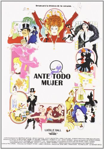 Ante todo mujer [DVD]