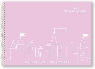 Faber-Castell PP Kapak Resim Defteri 35X50cm 30YP