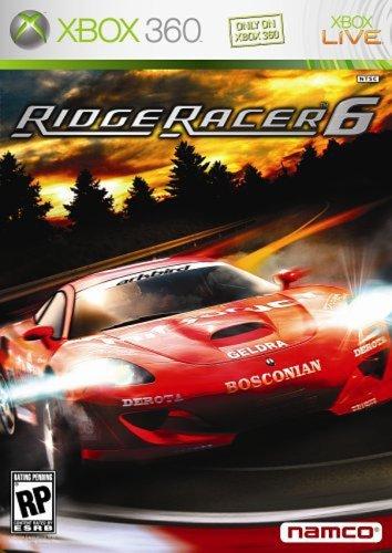 Ridge Racer 6 (Xbox 360): Xbox 360