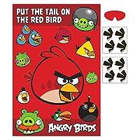 パーティーゲーム|怒っている鳥のコレクションパーティー用アクセサリー