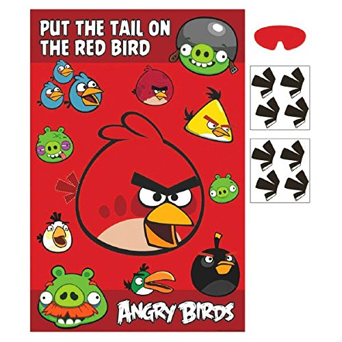 Party Game   Angry Birds Collection   Party Accessory