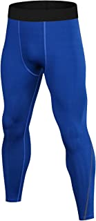Outto Men's Running Tights Baselayer Leggings Compression Spandex Pants