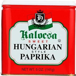 Kalosca Paprika Sweett Hungarian, 5 oz (pack of 2)
