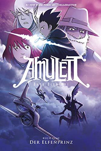 Amulett #5: Der Elfenprinz