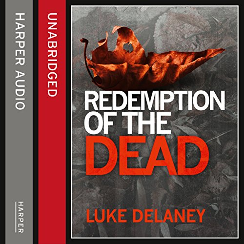 Redemption of the Dead: A DI Sean Corrigan short story cover art