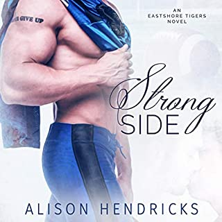 Strong Side audiobook cover art