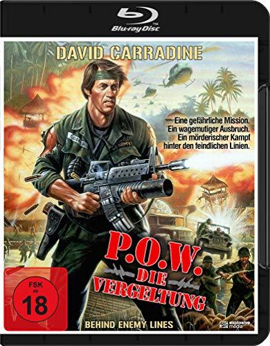 P.O.W. - Die Vergeltung - Behind Enemy Lines [Blu-ray]