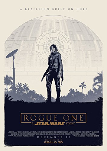 Import Posters Star Wars : Rogue One – US Movie Wall Poster Print - 30CM X 43CM