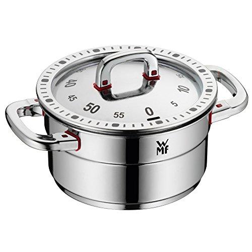 WMF Premium One Kurzzeitmesser, Eieruhr, Einstellzeit bis 60 Minuten
