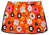 Victoria Beckham Women s Retro Floral Pebble Crepe Skirt (2X)