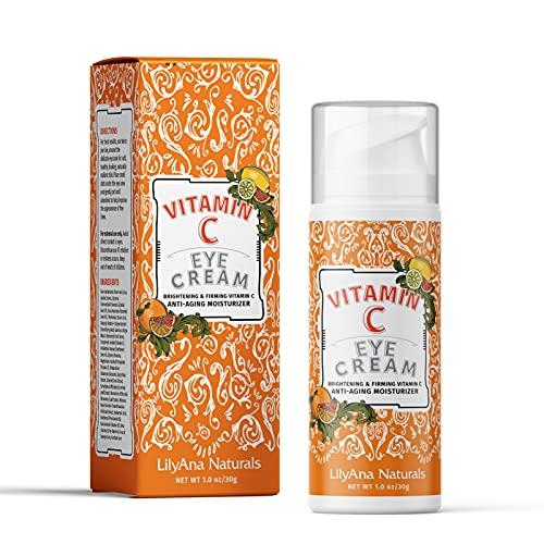 Vitamin C Eye Cream by LilyAna Natu…