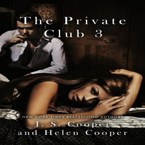 The Private Club 3 audiobook cover art