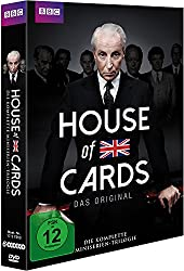 Cover House of Cards (BBC)