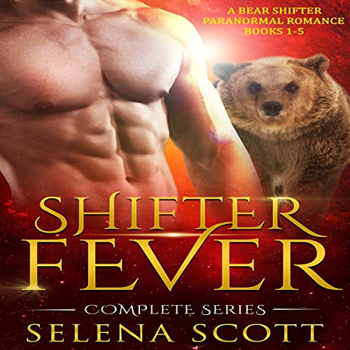 Shifter Fever Complete Series (Books 1-5) Titelbild