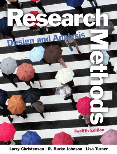 Research Methods, Design, and Analysis Plus MyLab Search with eText -- Access Card Package (12th Edi