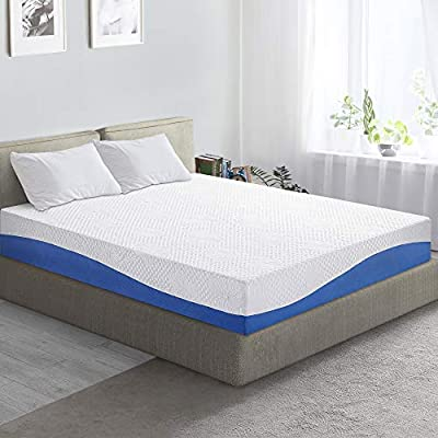 PrimaSleep Wave Gel Infused Memory Foam Mattress