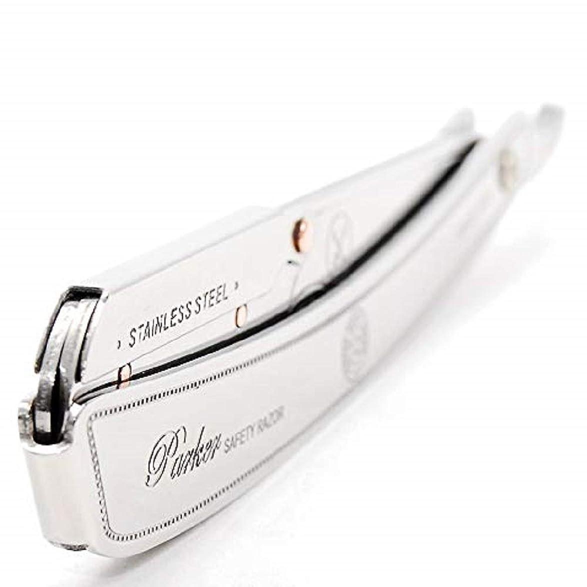 世界の窓放射性指定パーカー(Parker) SRX 剃刀 プロ用 替刃100枚の2点セット [並行輸入品]