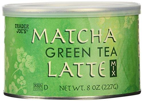 Trader Joe's Matcha Green Tea Latte Mix, 8 ounces
