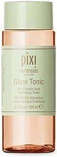 Pixi Beauty Skintreats Glow Tonic Exfoliating Toner For All Skin Types 3.4 Ounces 100 Milliliter