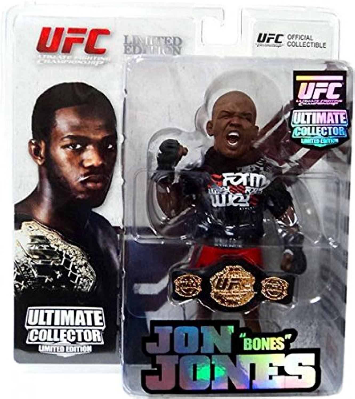 Jon  Bones  Jones Ltd Edition UFC Collectors Series 8 Action Figure