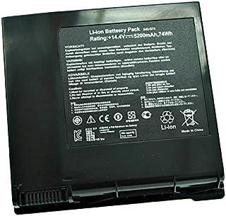 74Wh 5200mAh 14.4V A42-G74 Laptop Battery for Asus G74 G74S G74J G74JH G74SW G74SX G74JH LC42SD128 ICR18650-26F