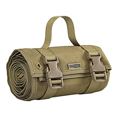 OneTigris Non-Padded Shooting Mat SD03 (Coyote Brown - 1000D Nylon)