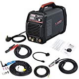 Amico TIG-165, 160 Amp TIG Torch High Frequency Start with Stick ARC Welder, 115/230V Dual Voltage Inverter Welding Machine