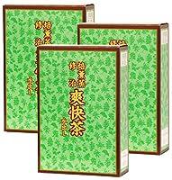 自然健康社 爽快茶・箱 9.5g×30パック×3個 カップ出し用ティーバッグ