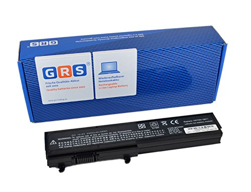 GRS Batterie pour HP DV 3000 DV3500 Pavilion DV3550 remplacé: HSTNN-CB71 HSTNN-OB71 HSTNN-151C 468816-001 463305-341 463305-751 NBP6A93B1 HSTNN-XB71 463305-361 HSTNN-XB70