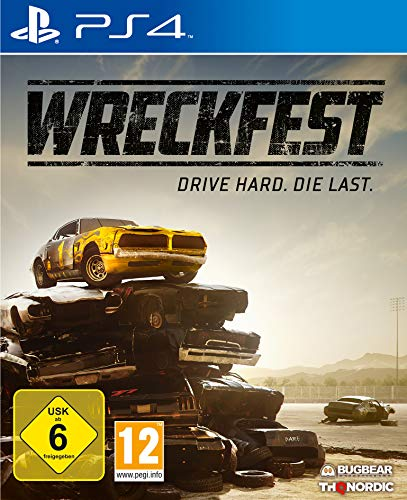 THQ Nordic Wreckfest para Playstation 4