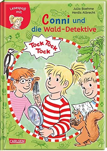 Lesespaß mit Conni: Conni und die Wald-Detektive (Zum Lesenlernen)