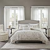 Harbor House Suzanna Cotton Comforter Mini Set Taupe King
