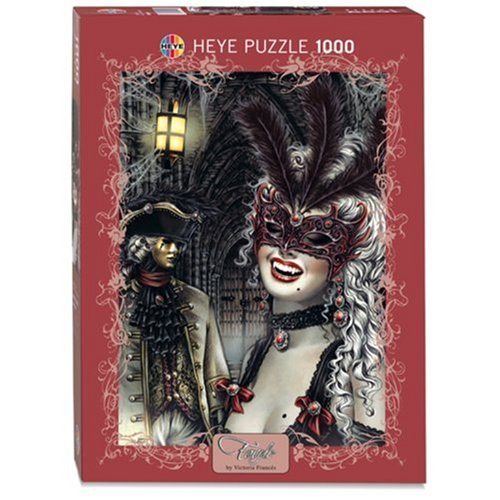 Unbekannt Heye 29166 - Standardpuzzles 1000 Teile Vampires, Victoria Francés