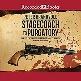 Stagecoach to Purgatory audiobook cover art