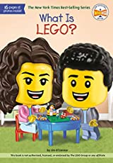 Image of What Is Lego? Library by. Brand catalog list of Penguin Workshop.