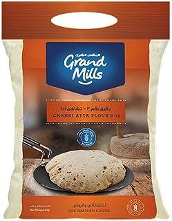 GRAND MILL Chakki Atta, 5 Kg