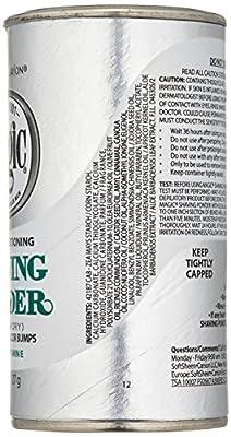 Magic Platinum Shaving Powder 133 ml Skin Conditioneritioning (Case of 6)