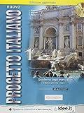 Nuovo progetto italiano livello elementare A1-A2 - Quaderno degli esercizi e delle attività video (1CD audio)