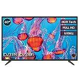Television LED 40' INFINITON INTV-40M503 Full HD (USB, HDMI, Modo Hotel, Reproductor/Grabador USB)