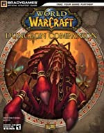 World of Warcraft® Dungeon Companion de BradyGames